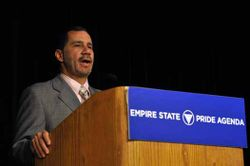 David Paterson issued an executive order that New York state recognize gay ...